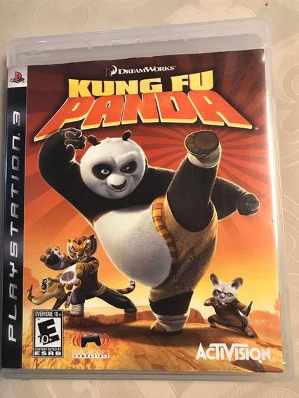 Jogo Ps3 Kung Fu Panda Perfeito Estado ! Irado !! Ok