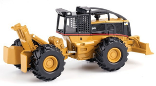 Cat® 545 Tractor Forestal Norscot 1/50. Nuevo En Caja.