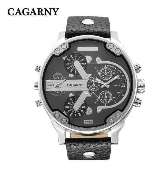 Relógio Diesel Cagarny 6820 Masculino Original!