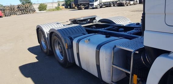 Mercedes-benz Actros 2646 6x4
