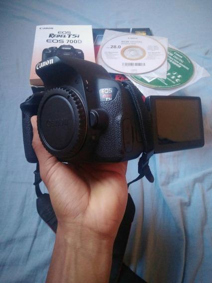 Canon T5i Corpo