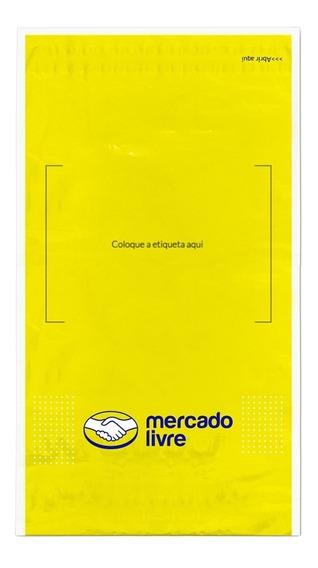 350 Envelopes Plásticos Segurança Mercado Livre P 20x32cm*