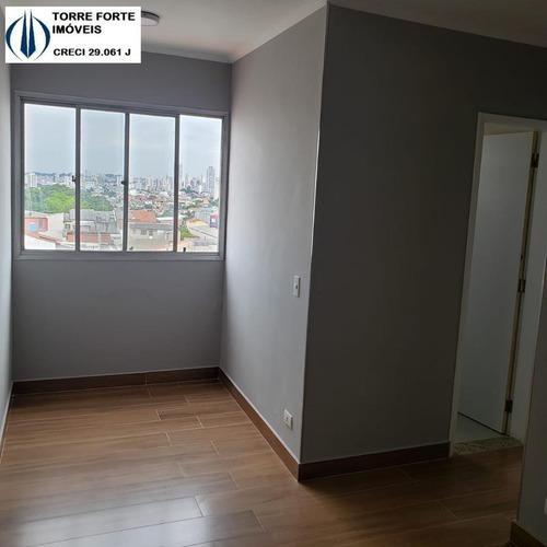 Imagem 1 de 15 de Apartamento Com 2 Dormitórios, 1 Vaga Coberta Na Penha - 2225