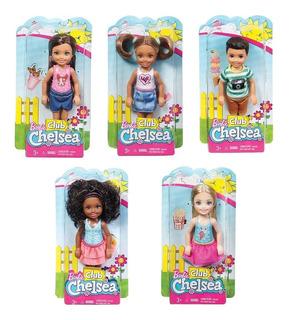 Barbie Chelsea Original Varios Modelos Muñecas Barbie