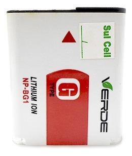 Bateria Maquina Digital Sony Np Bg1