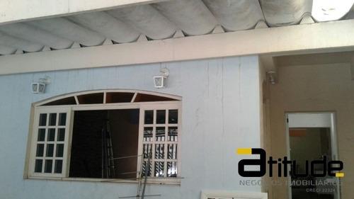 Imagem 1 de 15 de Casa Comercial E Residencial No Centro Barueri - 2745