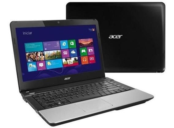Notebook Acer E1-421 Dual Core 4gb 500gb Windows 14 Led