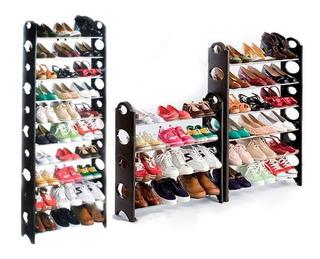 Shoe Tower Rack Organizador De Zapatos 30 Pares