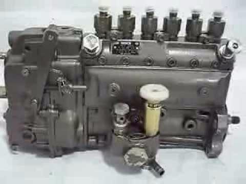 Imagem 1 de 3 de Bomba Injetora Gerador Motor Diesel Mwm X10 6