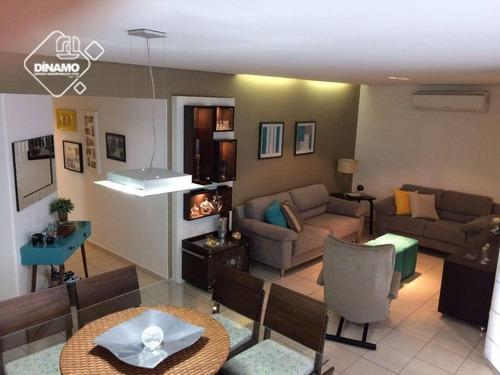 Apartamento Com 3 Dormitórios À Venda, Vila Ana Maria - Ribeirão Preto/sp - Ap2964