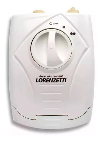 Aquecedor Versátil Lorenzetti Para Lavatório Banheiro 220v