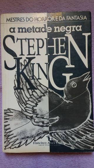 Livro A Metade Negra Stephen King