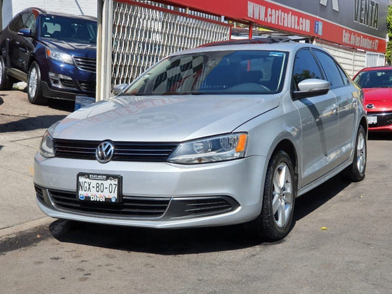 Jetta 2012 Style Active Mk6 Factura De Agencia Impecable!!