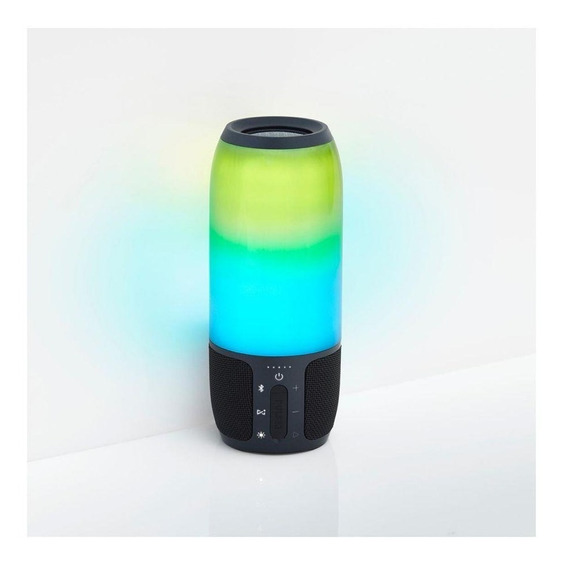Caixa De Som Bluetooth Jbl Pulse 3 20w Rms Original