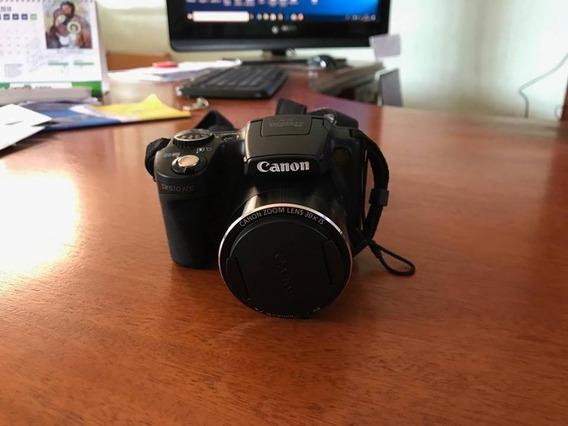 Câmera Canon Power Shot Sx510 Hs