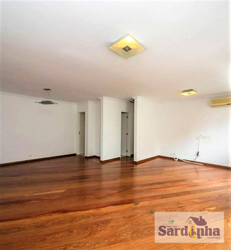 Imagem 1 de 15 de Apartamento Em Vila Morumbi  -  São Paulo - 4400