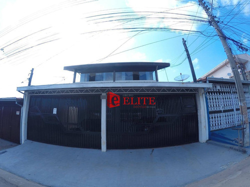 Casa Com 3 Dormitórios À Venda, 176 M² Por R$ 615.000,00 - Bosque Dos Eucaliptos - São José Dos Campos/sp - Ca2128