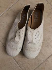 Zapato Ligero A Piso Mujer 4 1/2