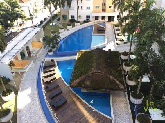 Apartamento Venda No Edifício La Isla Na Alameda Rio Branco, Bairro Jardim Blumenau - Ap0697
