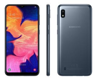 Smartphone Samsung Galaxy A10, 32gb Vitrine Leia Anuncio