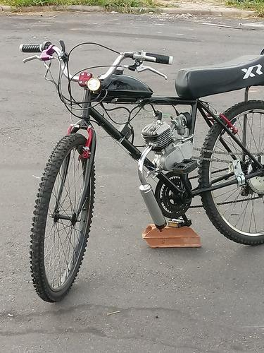 80cc Bike