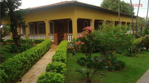Imagem 1 de 5 de Chácara  Residencial À Venda, Estância Recreativa San Fernando, Valinhos. - Ch0009