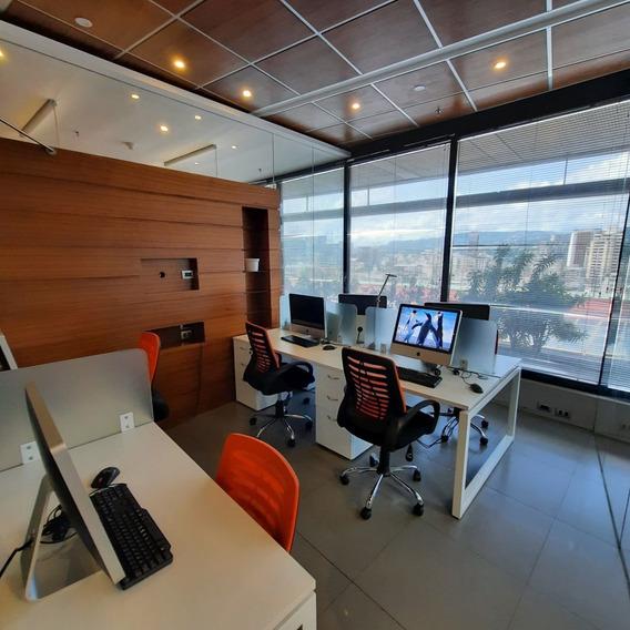Oficina En Venta O Alquiler En San Ignacio Torre Kepler 70,59 Mts2