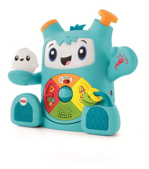 Brinquedo Rockit Interativo Fisher Price - Fxc99 - Mattel