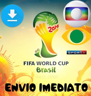Box Copa Do Mundo 2014 Digital Todos Os Jogos