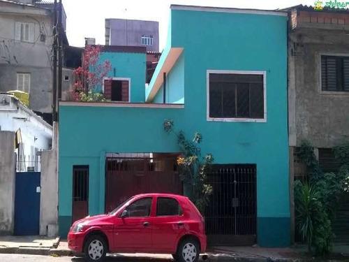 Imagem 1 de 10 de Venda Sobrado 2 Dormitórios Jardim Acácio Guarulhos R$ 285.000,00 - 30067v