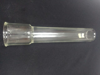 Bho Extractor Tubo Pyrex Wax 23cm+7cm Extension $999