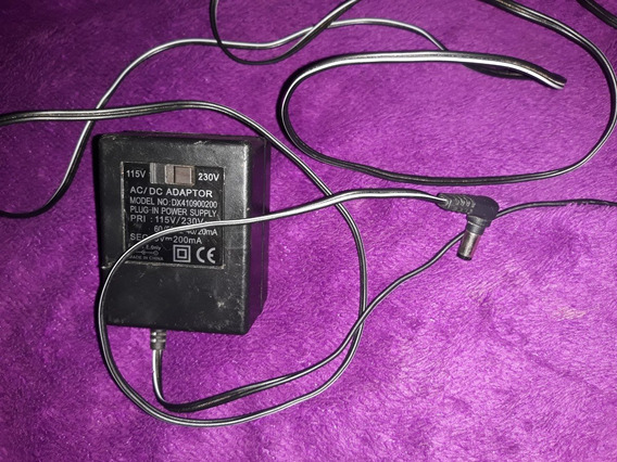 Fonte Multi Uso Ac Adapter Atlinks Bivolt Incno:dx 410900200