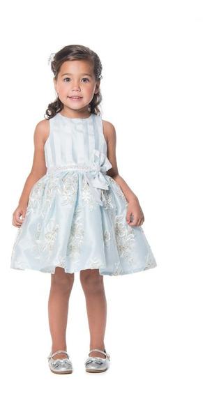 Vestido Petit Cherie Infantil Festa 11.11.31332