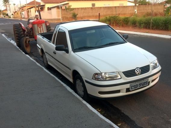 Volkswagen Saveiro 1.6 2p 2001