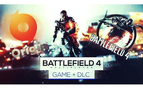Jogo Battlefiled 4 + 8 Dlcs E + 11 Jogos Originais! [origin]