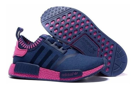 adidas Nmd R1 Original Feminino Shoe Academia Esporte Runner