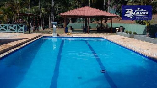 Chácara À Venda, 5000 M²- Bairro Do Portão - Atibaia/sp - Ch0013