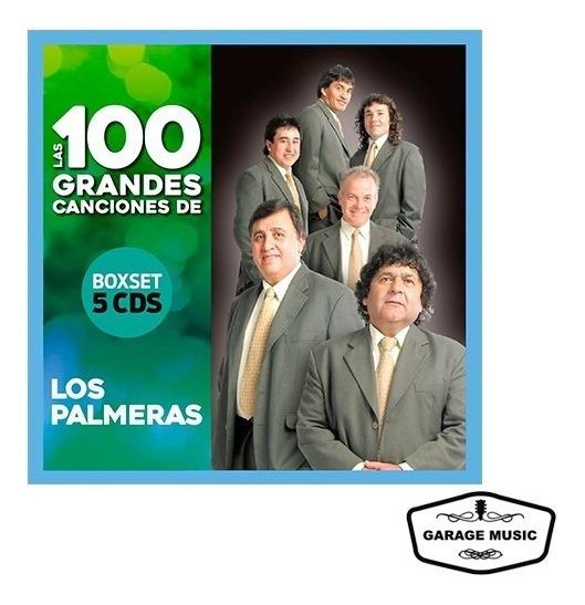 Los Palmeras - Las 100 Grandes Canciones (5 Cds) - Ya Musica