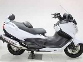 Suzuki Burgman 650 Executive 2017 Branca