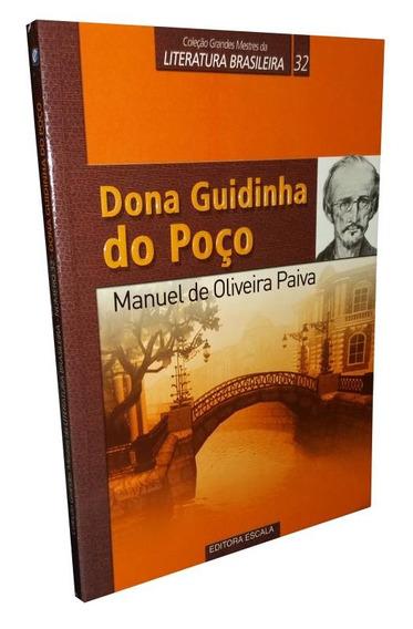 Livro Dona Guidinha Do Poço