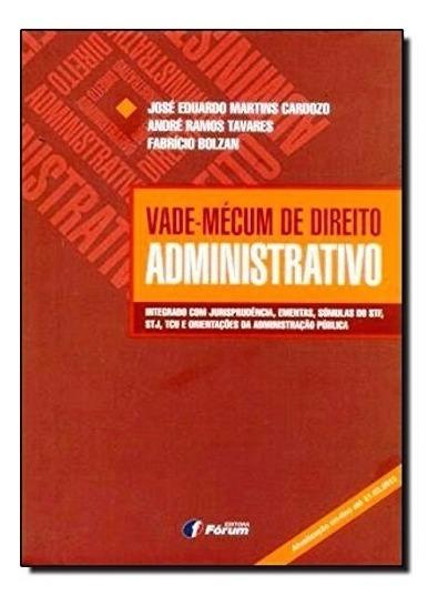 Vade-mécum De Direito Administrativo