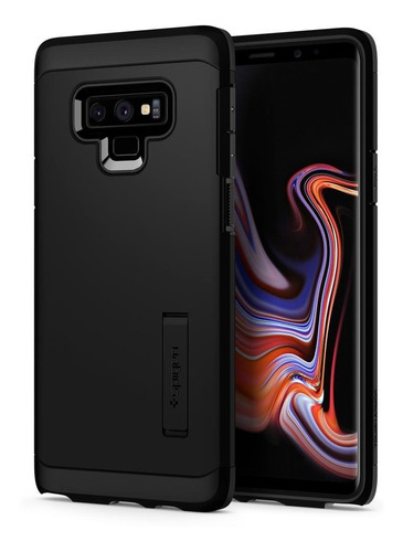 Funda Spigen Samsung Galaxy Note 9 Tough Armor Black