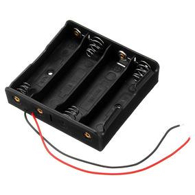 Suporte Case Caixa Porta 4 Baterias 18650