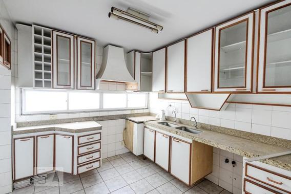 Apartamento No 7º Andar Com 4 Dormitórios E 2 Garagens - Id: 892890535 - 190535