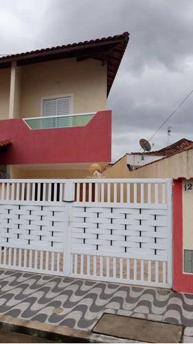 Sobrado Com 3 Dorms, Caiçara, Praia Grande - R$ 350 Mil, Cod: 5931 - V5931
