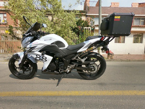Se Vende Kawasaki Z250 Blanca