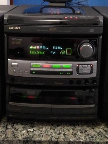 Aiwa V900 Central