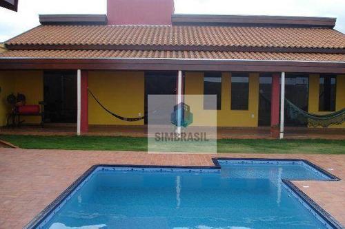 Imagem 1 de 10 de Chácara  Residencial À Venda, Jardim Santa Genebra, Campinas. - Ch0011