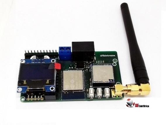 Kit Afsmartradio Esp32 Para E Rádido Rf4463pro