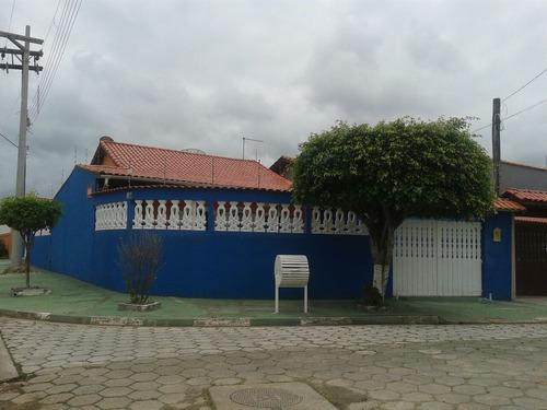 Casa Em Itanhaém Gaivotas 200 Metros Da Praia